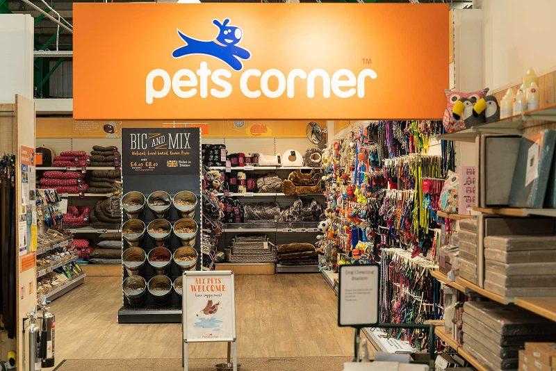 Pets Corner - Wyevale Garden Centre